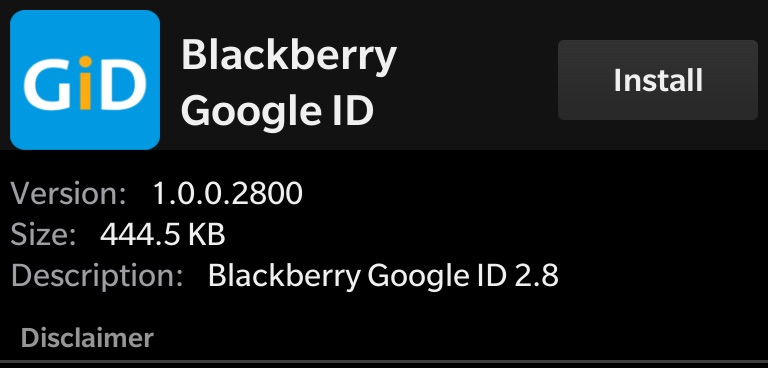 Install Google Play Store to BlackBerry 10 | Sideload Google